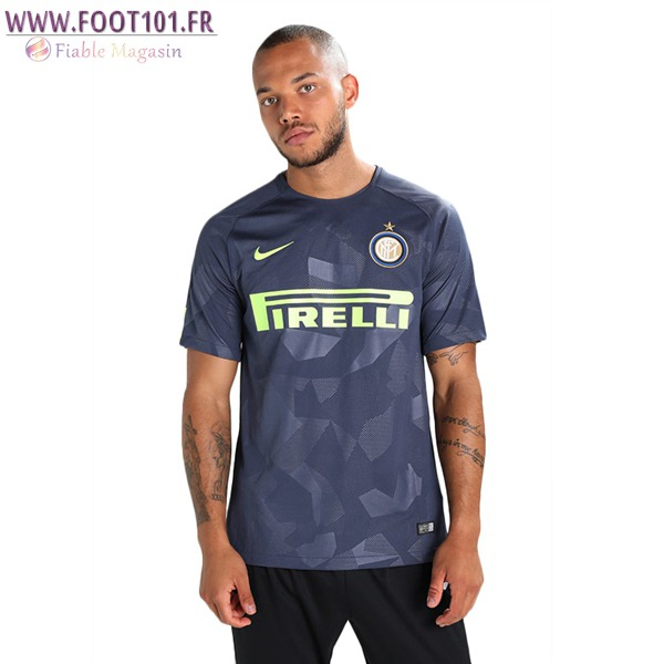 Maillot Foot Inter Milan Third 2017/2018