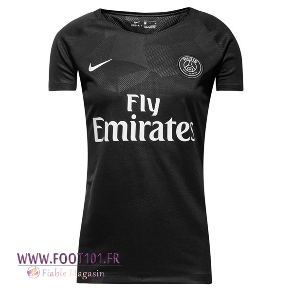 Maillot Foot PSG Femme Third 2017/2018