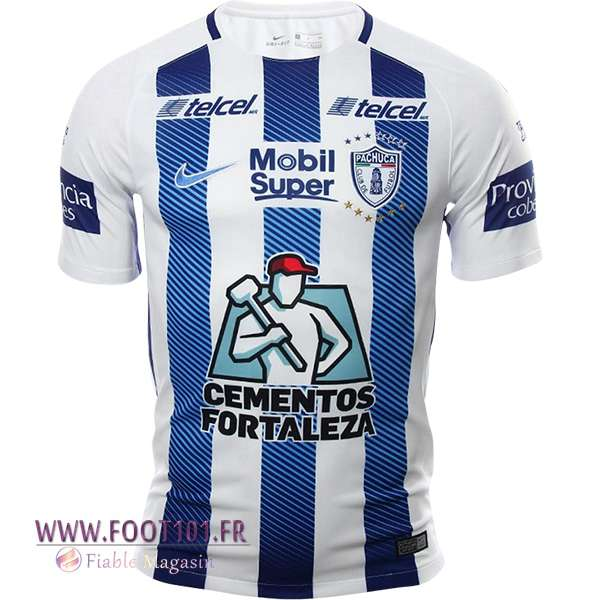 Maillot Foot Pachuca Domicile 2017/2018