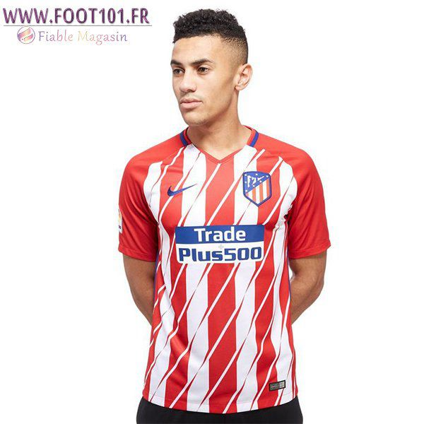 Maillot Foot Atletico Madrid Domicile 2017/2018