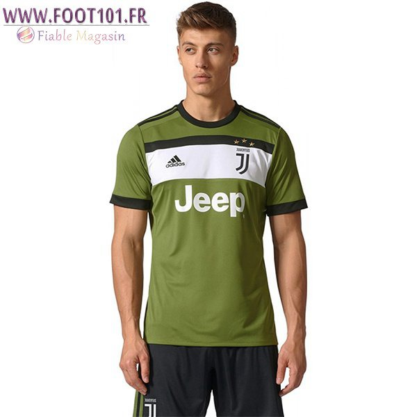 Maillot Foot FC Juventus Third 2017/2018