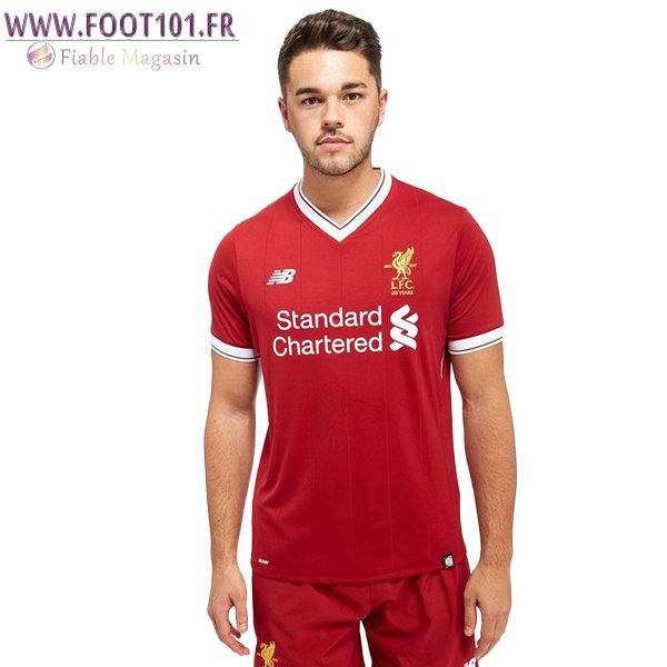 Maillot Foot FC Liverpool Domicile 2017/2018
