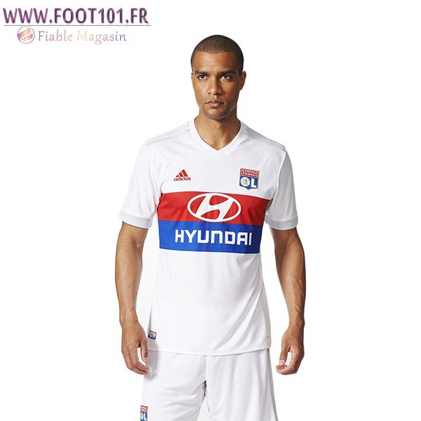 Maillot Foot Olympique Lyon OL Domicile 2017/2018