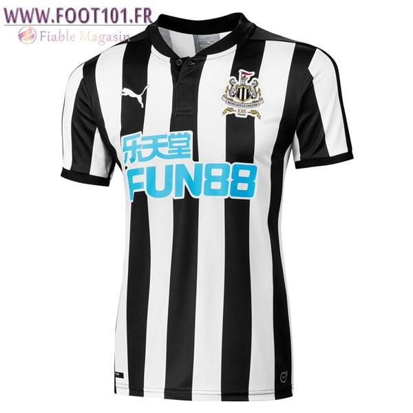 Maillot Foot NUFC Newcastle United Domicile 2017/2018