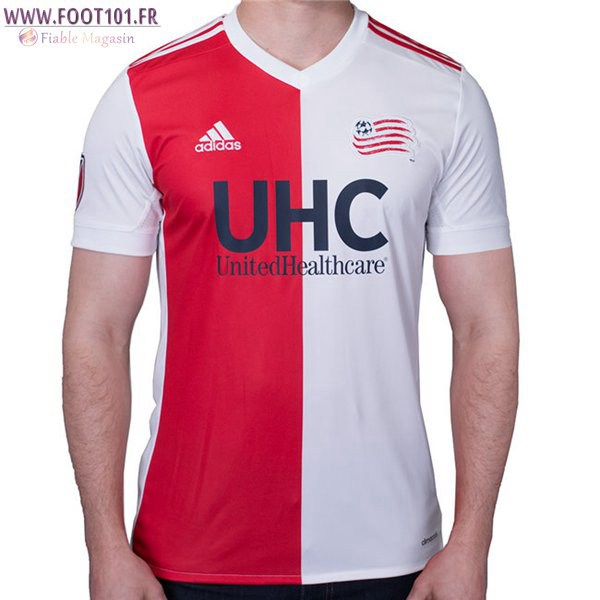 Maillot Foot New England Revolution Domicile 2017/2018