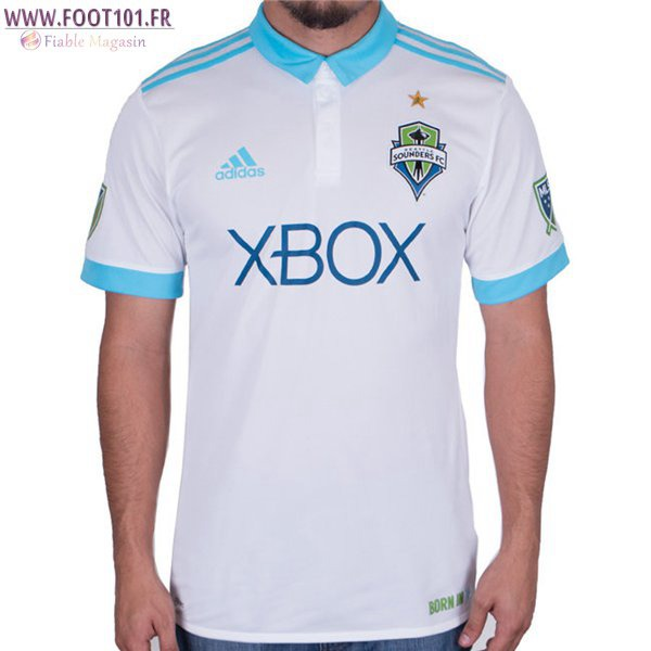 Maillot Foot FC Seattle Sounders Exterieur 2017/2018