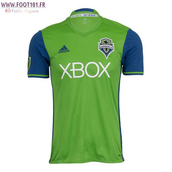 Maillot Foot FC Seattle Sounders Domicile 2017/2018