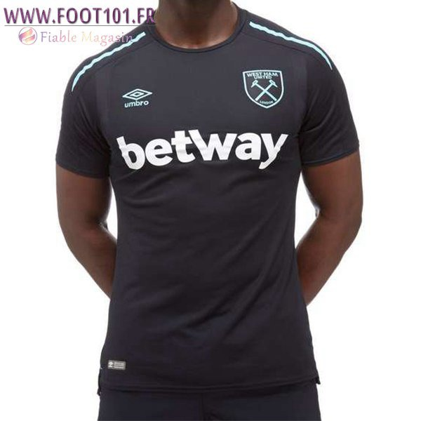 Maillot Foot West Ham United Exterieur 2017/2018
