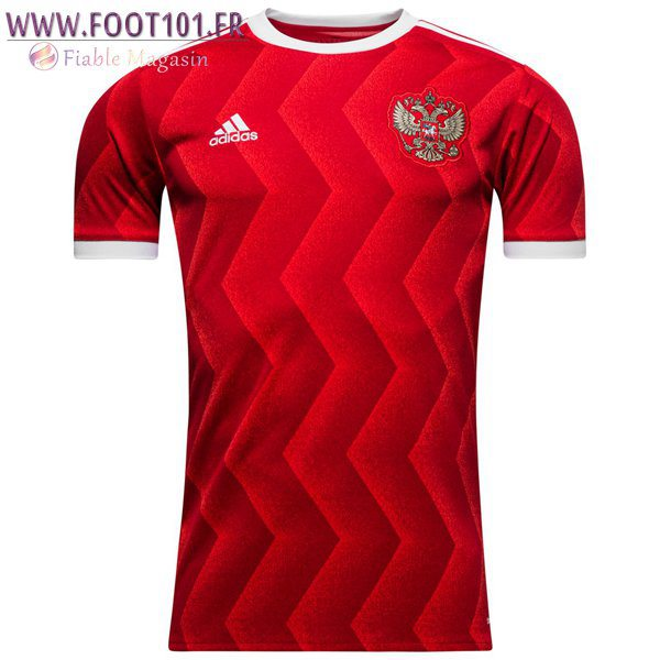 Maillot Foot Equipe Russie 2017/2018 Domicile