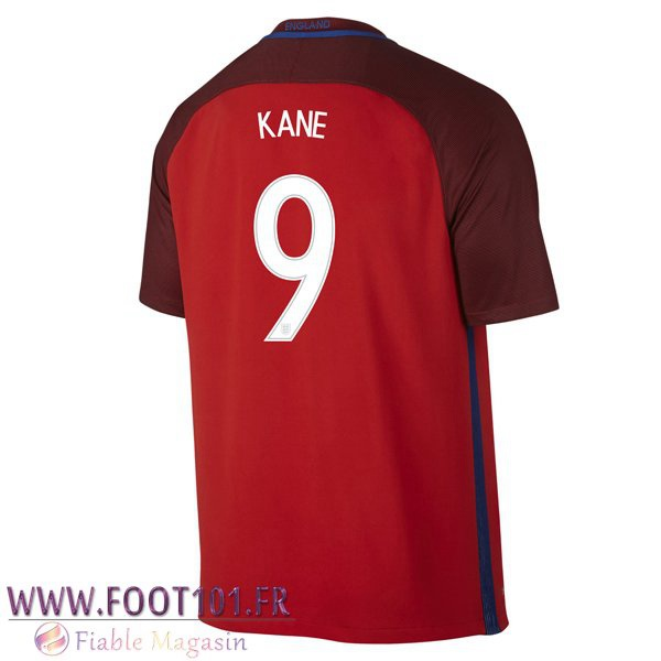 Maillot Foot Equipe Angleterre (KANE 9) 2016/2017 Exterieur