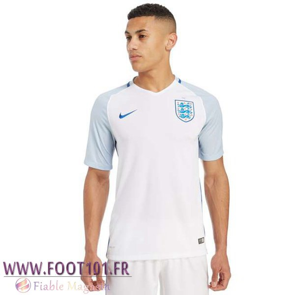 Maillot Foot Equipe Angleterre 2016/2017 Domicile