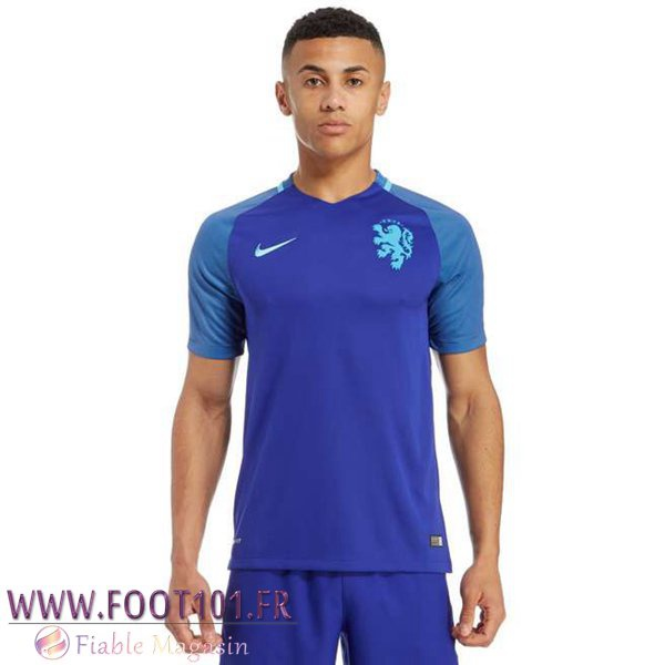 Maillot Foot Equipe Pays-Bas 2016/2017 Exterieur