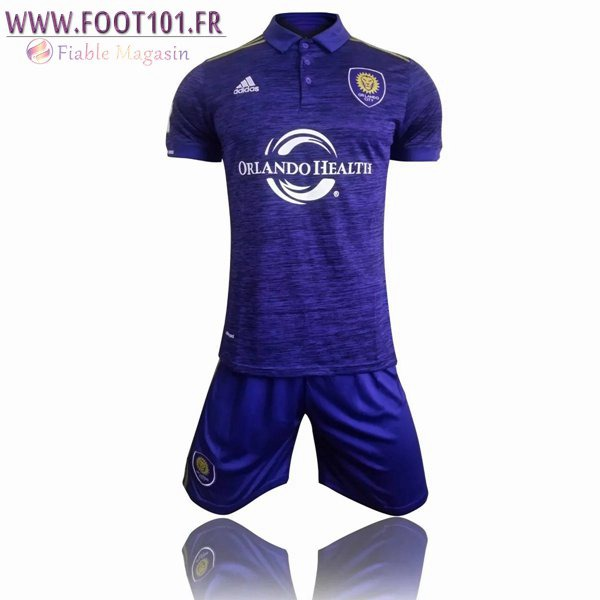 Ensemble Maillot + Short Orlando City SC Domicile 2017/2018