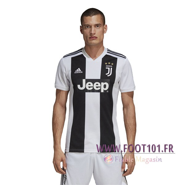 Maillot Foot Juventus Domicile 2018/2019