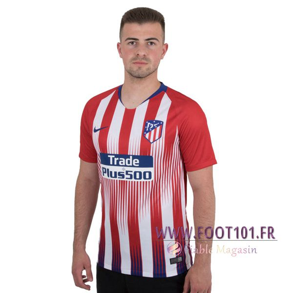 Maillot Foot Atletico Madrid Domicile 2018/2019