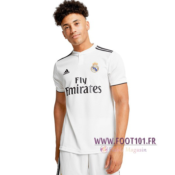 Maillot Foot Real Madrid Domicile 2018/2019