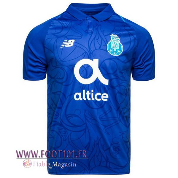 Maillot Foot FC Porto Third 2018/2019