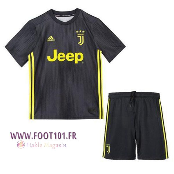 Maillot Foot Juventus Enfants Third 2018/2019