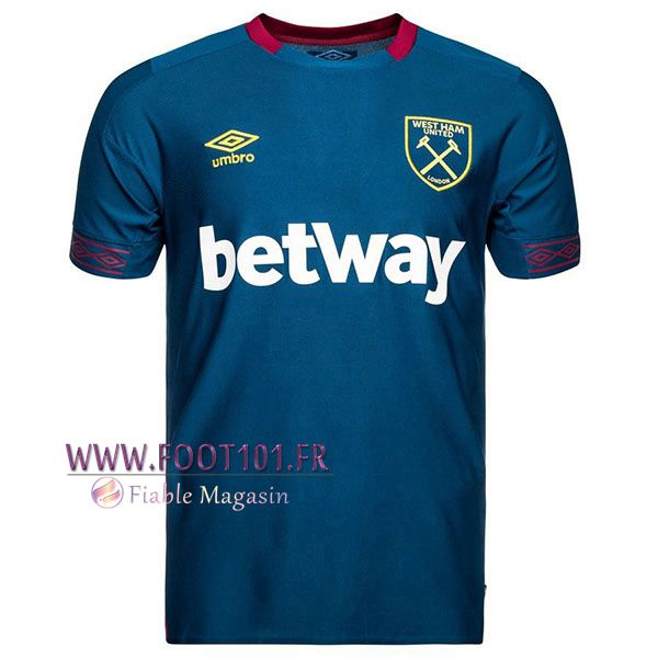 Maillot Foot West Ham Exterieur 2018/2019