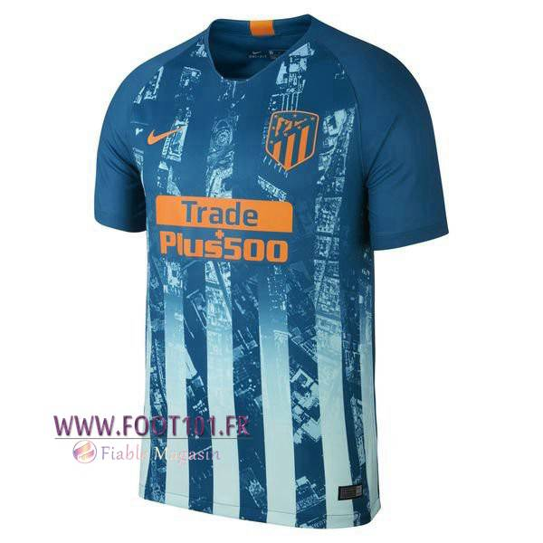Maillot Foot Atletico Madrid Third 2018/2019