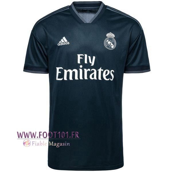 Maillot Foot Real Madrid Exterieur 2018/2019 | 2XL-4XL