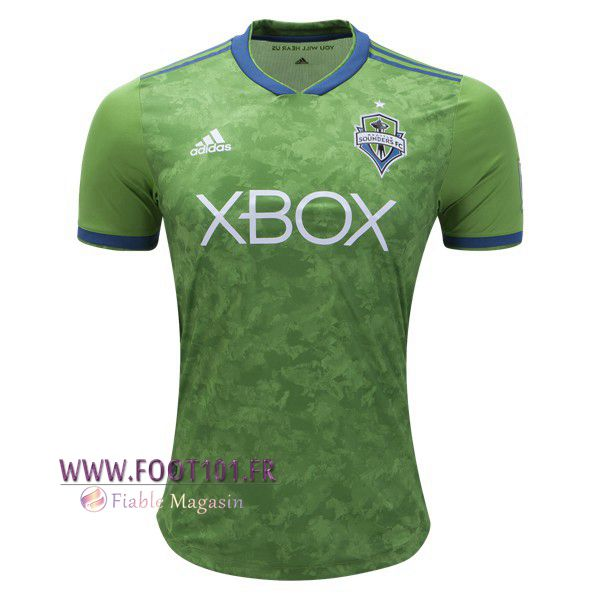 Maillot Foot Seattle Sounders Domicile 2018/2019