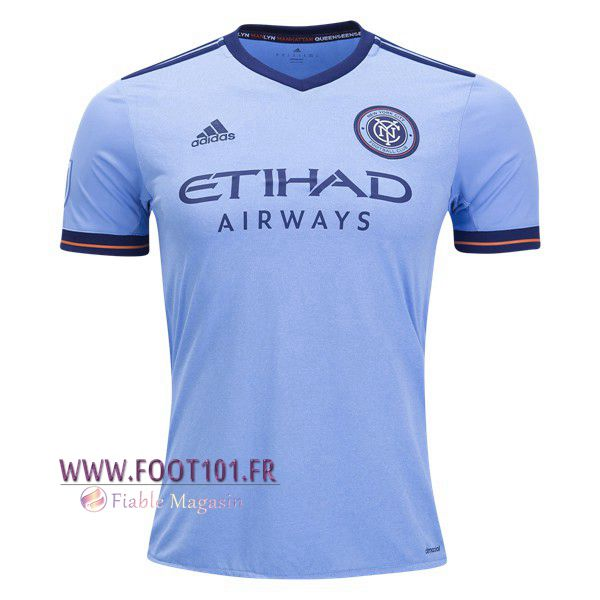 Maillot Foot New York City FC Domicile 2018/2019