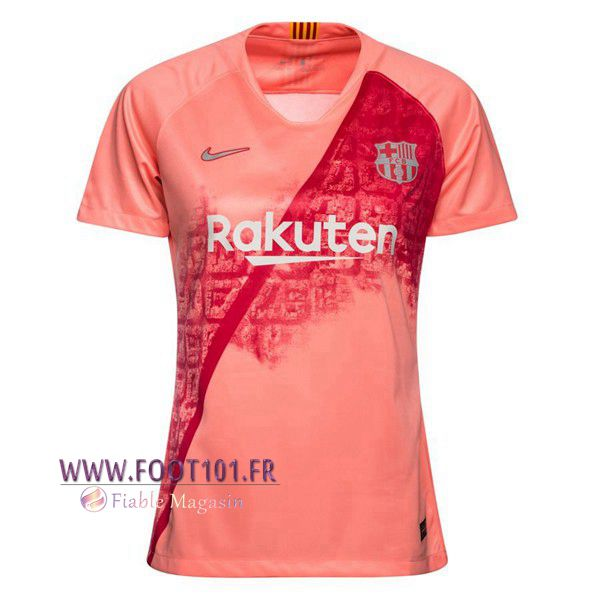 Maillot Foot FC Barcelone Femme Third 2018/2019