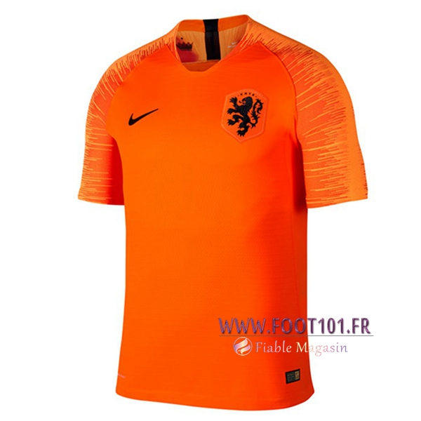 Maillot Foot Equipe Pays-Bas 2019/2020 Domicile