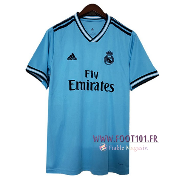 Maillot Foot Real Madrid Exterieur Version Fuite 2019/2020