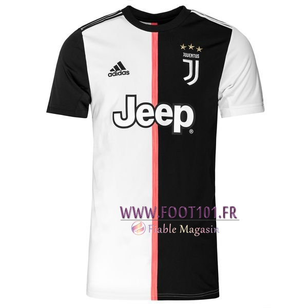Maillot Foot Juventus Domicile 2019/2020