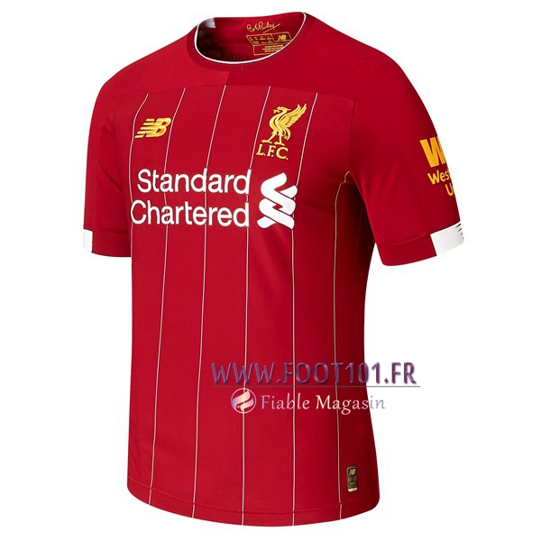 Maillot Foot FC Liverpool Domicile 2019/2020