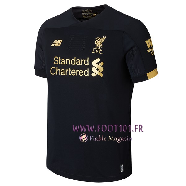 Maillot Foot FC Liverpool Gardien de but 2019/2020