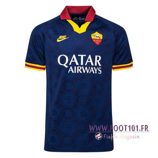 Maillot Foot AS Roma Third 2019/2020