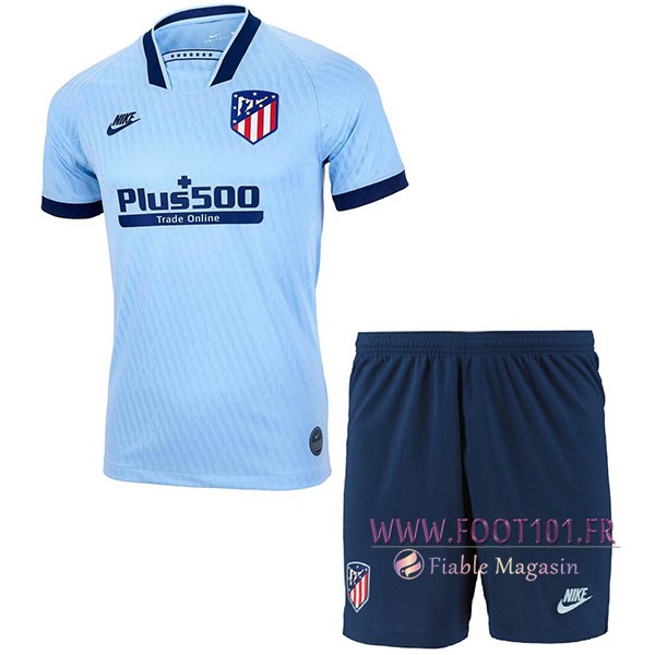 Maillot Foot Atletico Madrid Enfants Third 2019/2020