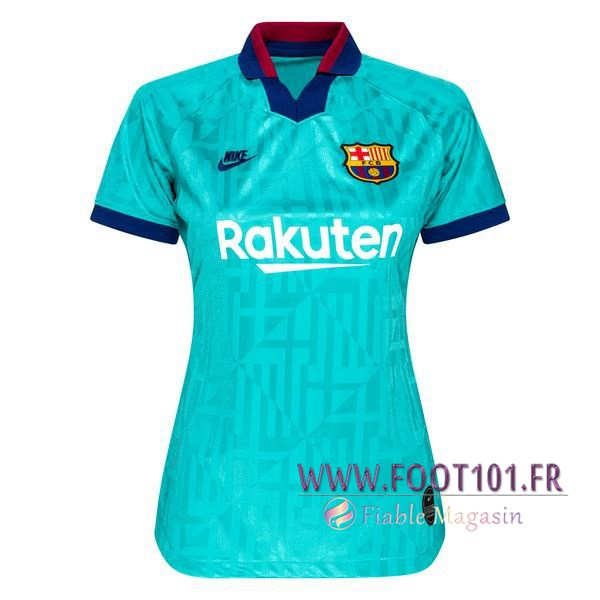 Maillot Foot FC Barcelone Femme Third 2019/2020