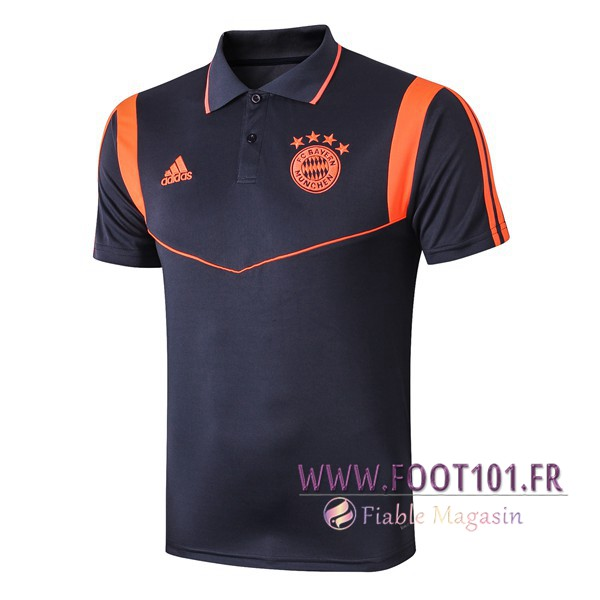 Polo Foot Bayern Munich Orange 2019/2020