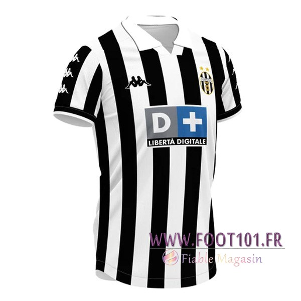 Maillot Foot Juventus Domicile 1999/2000
