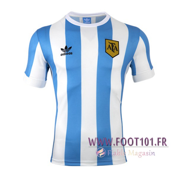 Maillot Foot Argentine Domicile 1978
