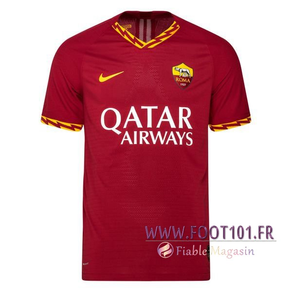 Maillot de Foot AS Roma Domicile 2019/2020