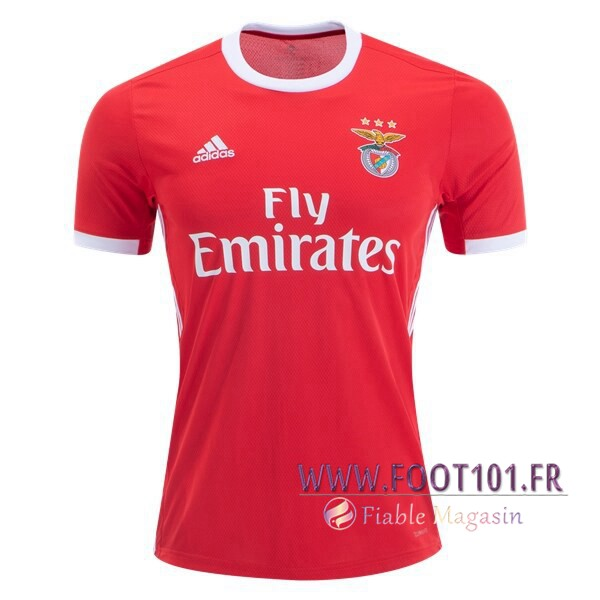 Maillot Foot S.L Benfica Domicile 2019/2020