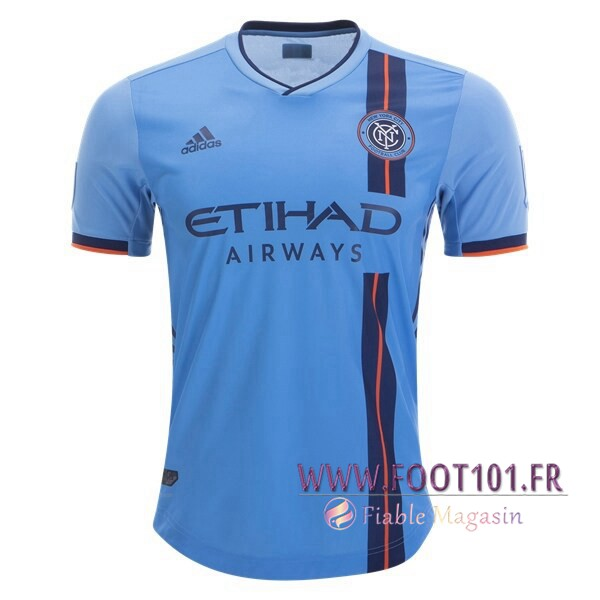 Maillot Foot New York City Domicile 2019/2020