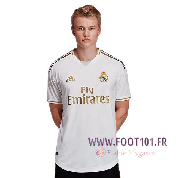 Maillot Foot Real Madrid Domicile 2019/2020