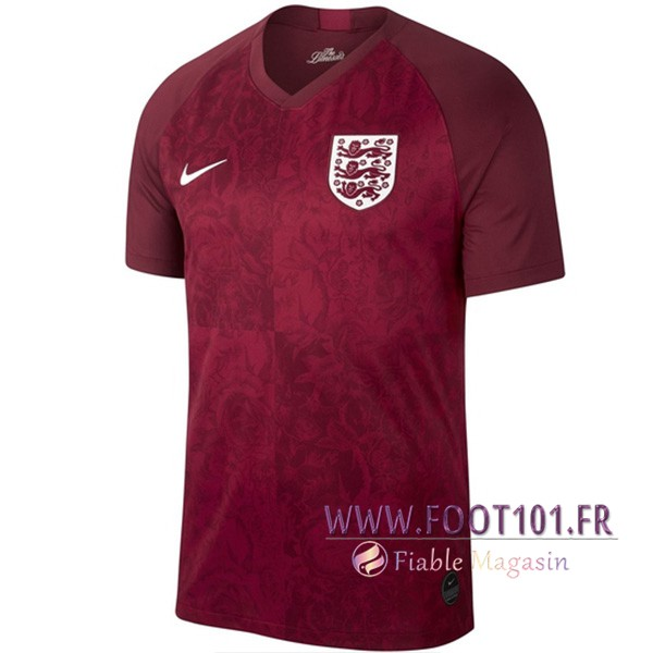 Maillot Equipe Foot Angleterre Exterieur 2019/2020