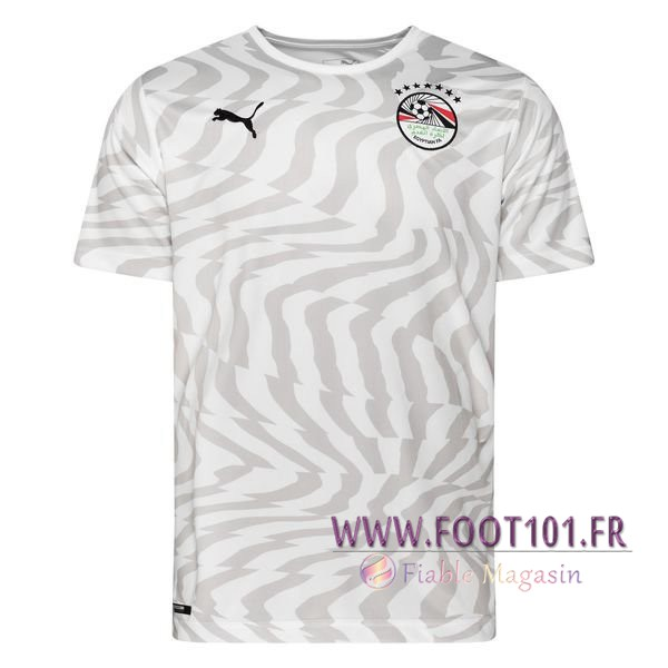 Maillot Equipe Foot Egypte Exterieur 2019/2020