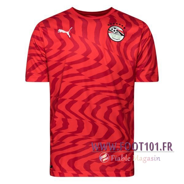 Maillot Equipe Foot Egypte Domicile 2019/2020