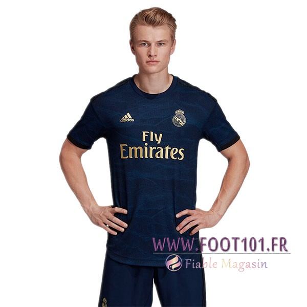 Maillot Foot Real Madrid Exterieur 2019/2020