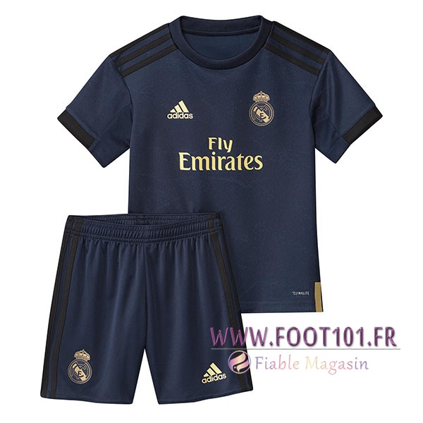 Maillot Foot Real Madrid Enfants Exterieur 2019/2020