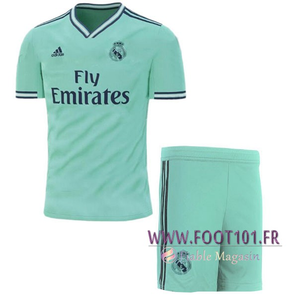 Maillot Foot Real Madrid Enfants Third 2019/2020