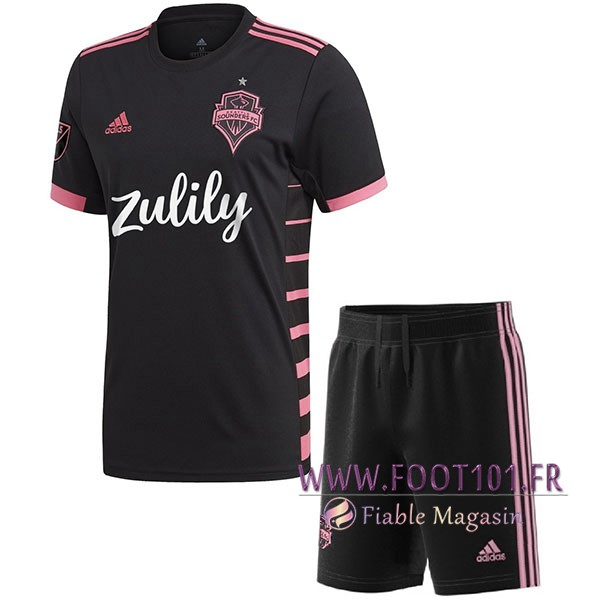 Maillot Foot Seattle Sounders Enfants Exterieur 2019/2020